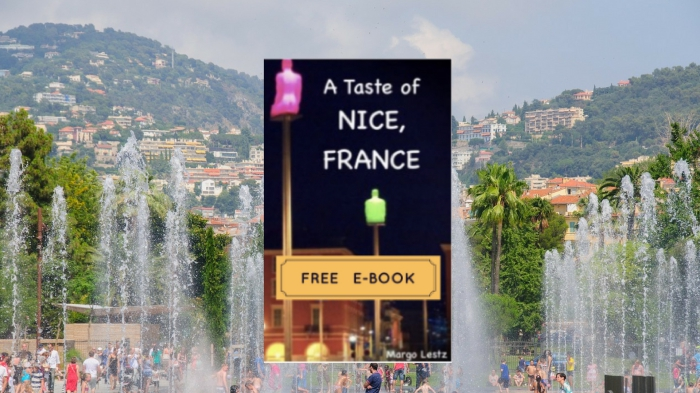 A Taste of Nice France, free ebook