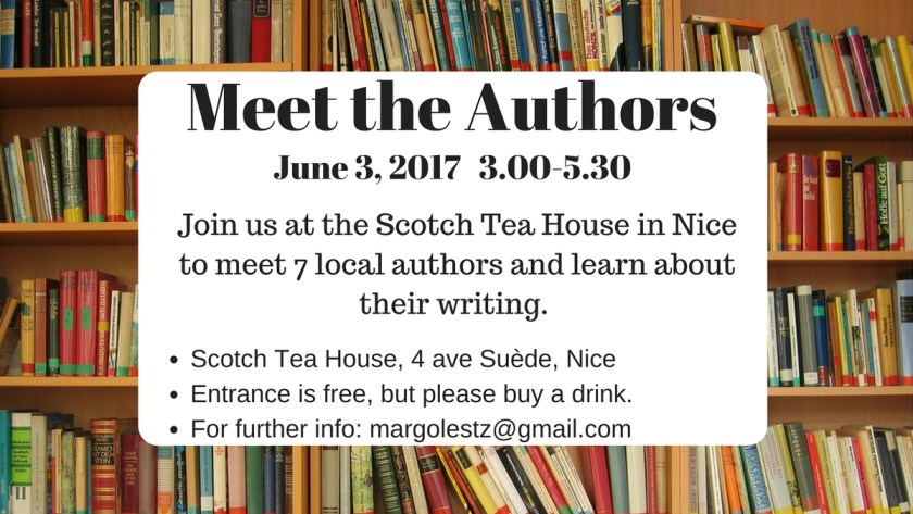 Meet the Authors 2017