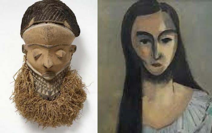 Matisse mask