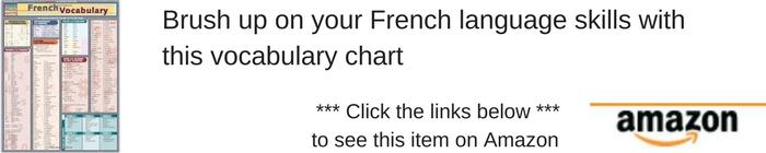 Vocab charts