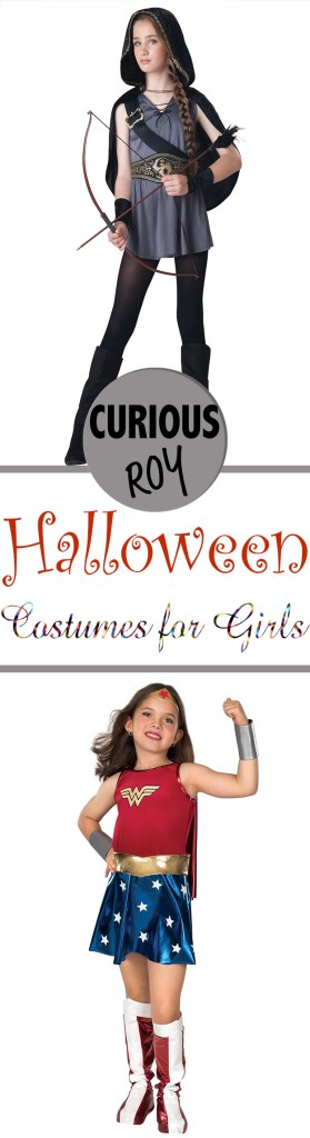Halloween Costumes for Girls 2017
