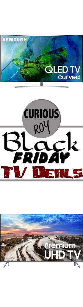 Black Friday TV Deals 2017
