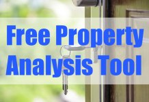 free rental property analysis tool