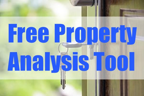 free rental property analysis tool