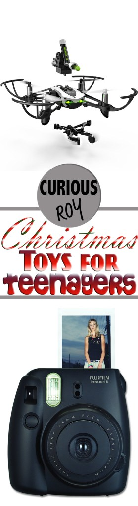 10 Cool Christmas Gifts for Teenagers 2017