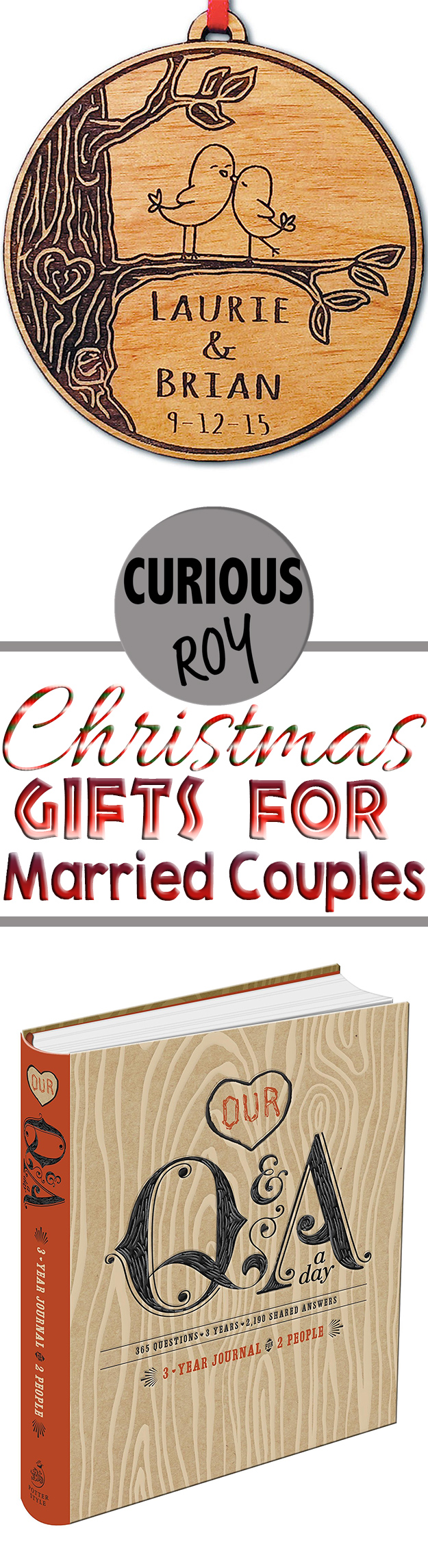 14 Unique Christmas Gifts Married Couples