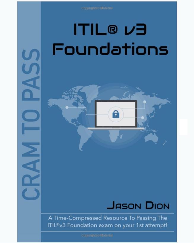 3 Books Itil Foundation