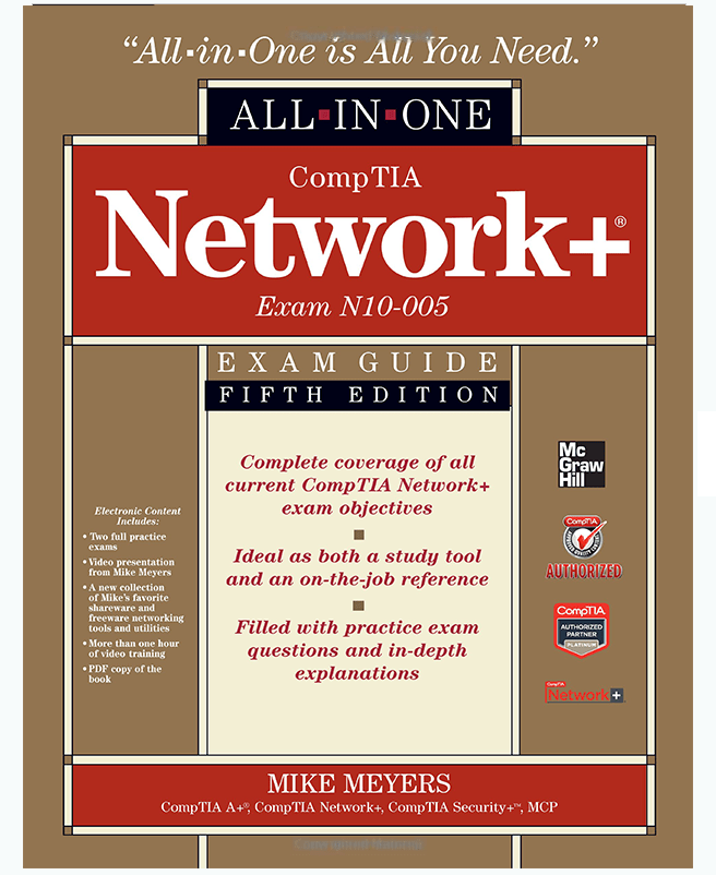 Comptia Network+ All-in-one Exam Guide Fourth Edition Pdf