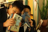 Sniffing books