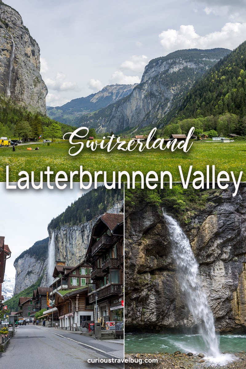 Two Days in Beautiful Lauterbrunnen Switzerland