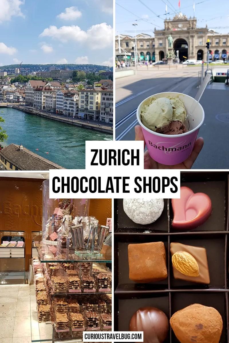 Zurich's Best Chocolate