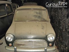 austin cooper barn finds in portugal