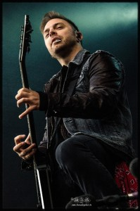 Matt Tuck | Bullet For My Valentine | X-Rockfest Herford