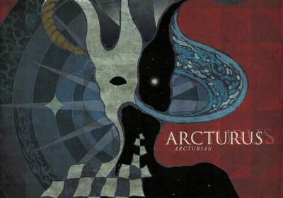 Arcturus Arcturian Cover