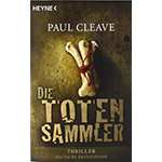 Paul Cleave Die Totensammler Buchcover