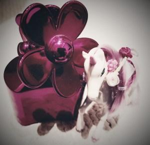Daisy Holiday Pink