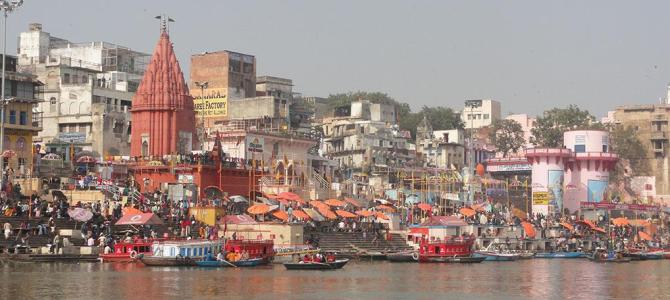 VARANASI, THE SPIRITUAL CITY OF INDIA