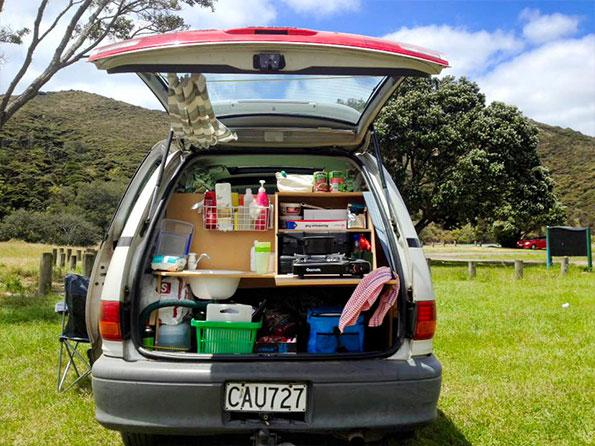 Our super van