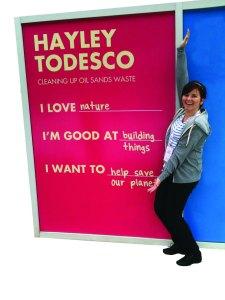 Hayley Todesco