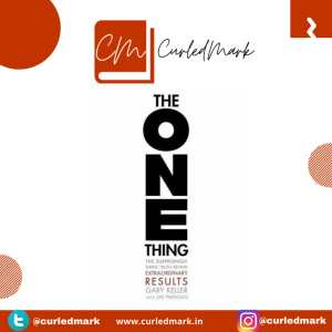 The One Thing Summary