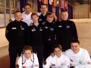 Prvo europsko prvenstvo u mješovitom curlingu - Andora 2005
