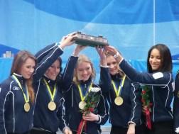 Europsko prvenstvo Karlstad 2012