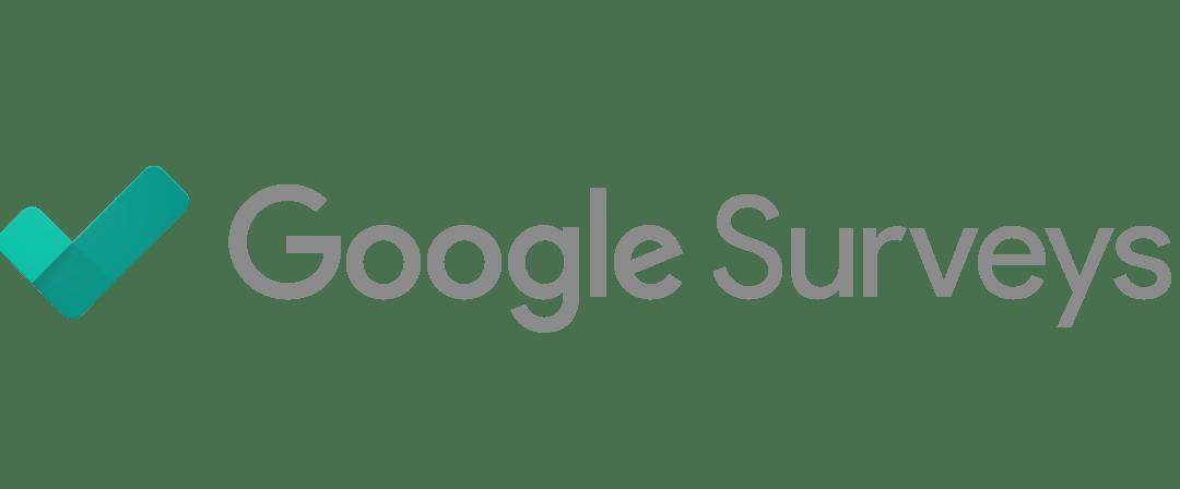 Google Surveys