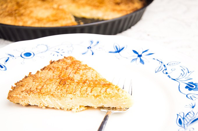 Recept Boterkoek