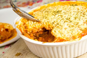 Recept Cottage pie met kipgehakt