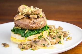 Recept Tartaartje met champignons