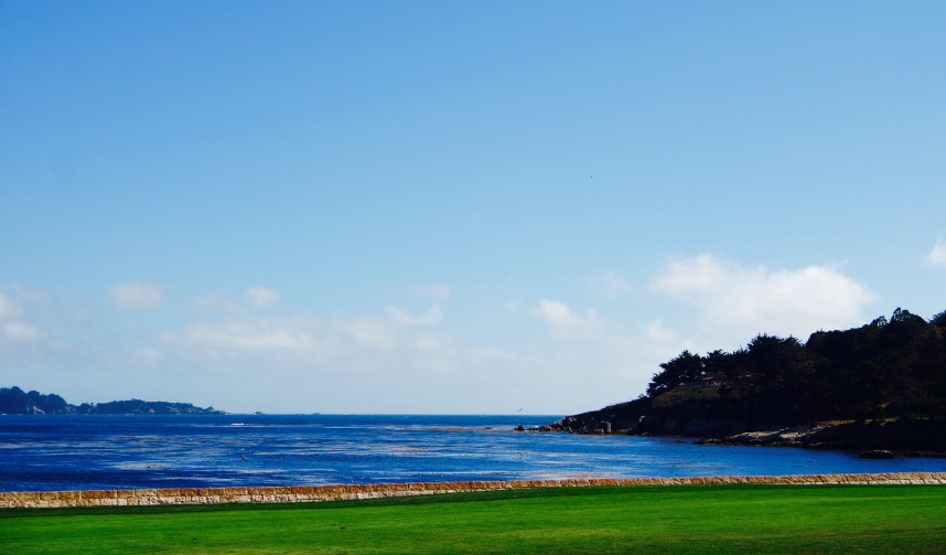 Curls and Contours, Pebble Beach
