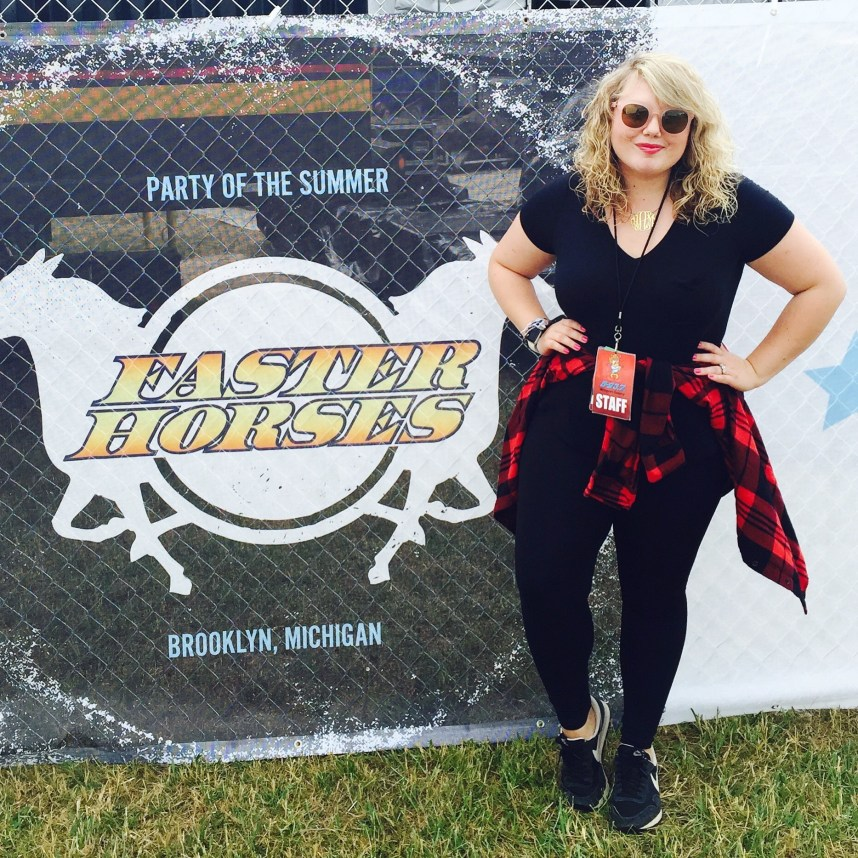 Faster Horses Festival, Curls and Contours