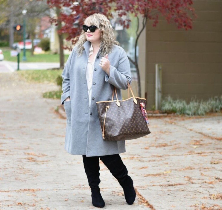 Outerwear with J.Jill Style, in this post I am sharing my style tip on how to curate a perfect closet of coats and outerwear.