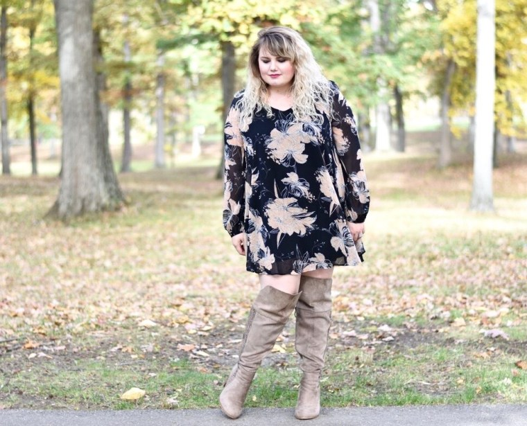 Plus Size Outfit Roundup, in this post I am sharing links to outfits that have made it to social media but never went live on the blog.