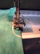 bernina #5 foot for top stitching