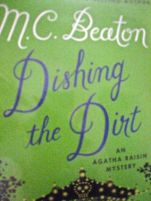 realised i needed to catch up on several of the last agatha raisin books... another great story!