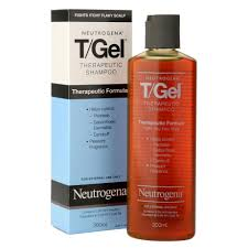 T-Gel Medicated Shampoo