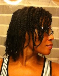 Larger two-strand twists