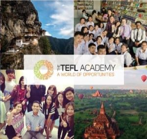 Button to purchase The TEFL Academy TEFL teacher certification.