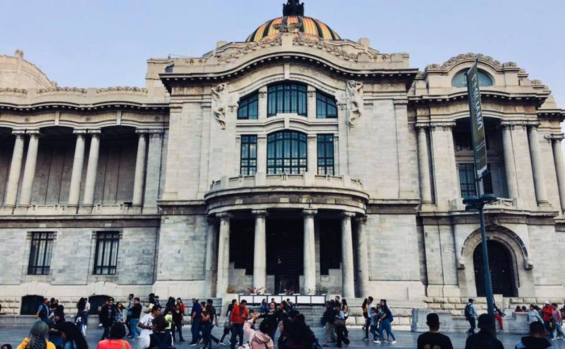 8 Must-See Sites In Mexico City