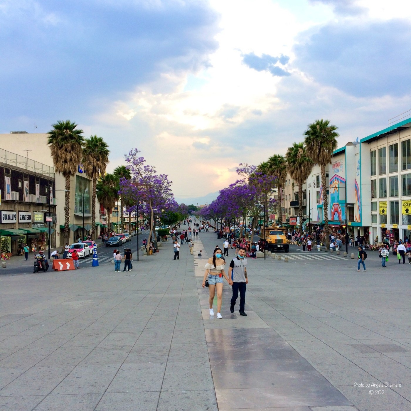 Countries open to US travelers, Calz. De Guadalupe, Mexico City Mexico