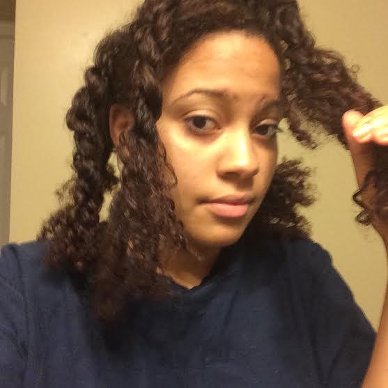 Finger Coils On Medium Length Natural Hair Curls Understood