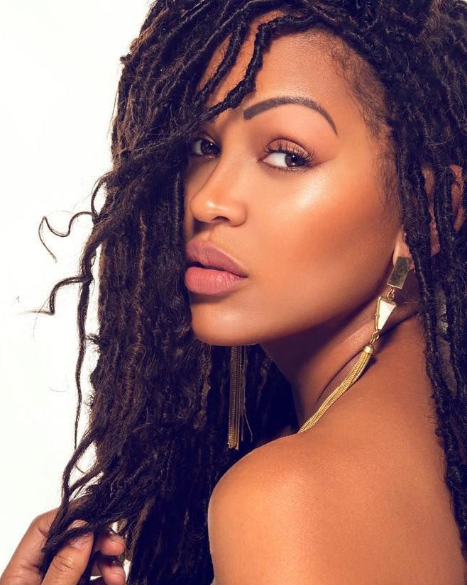 How To Install Natural Looking Faux Locs 1 Curls Understood