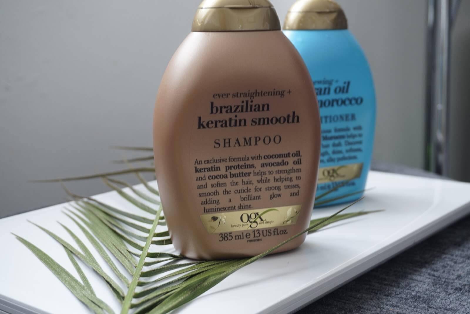 Organix Brazilian Keratin Therapy Shampoo Curls Understood