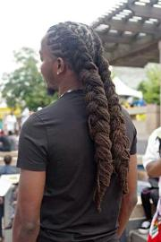 awesome loc hairstyles men