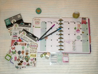 Inside the Happy Planner