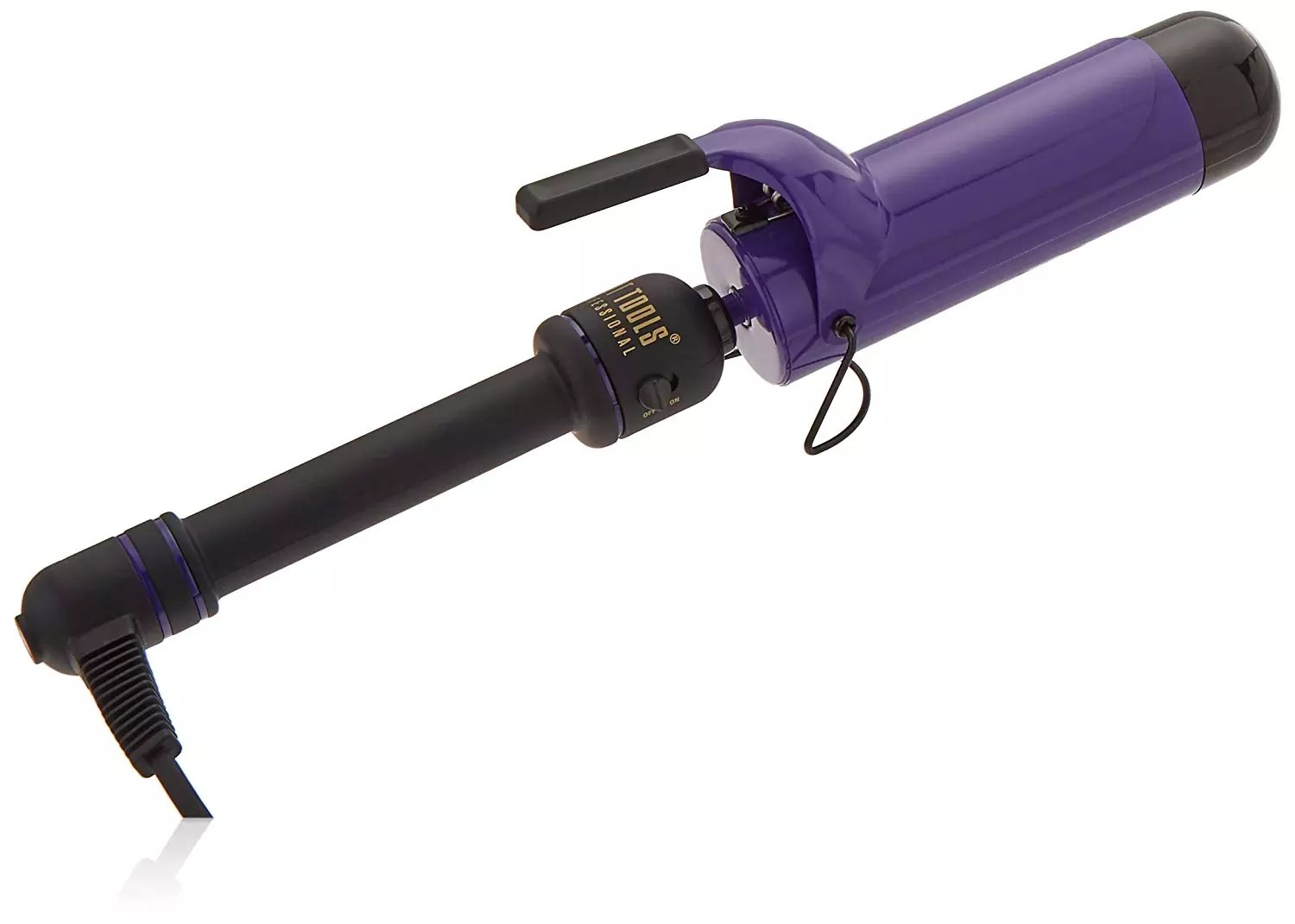 Hot Tools Professional Ceramic + Tourmaline Curling Iron