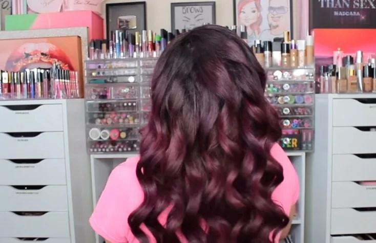 Violet & Red color