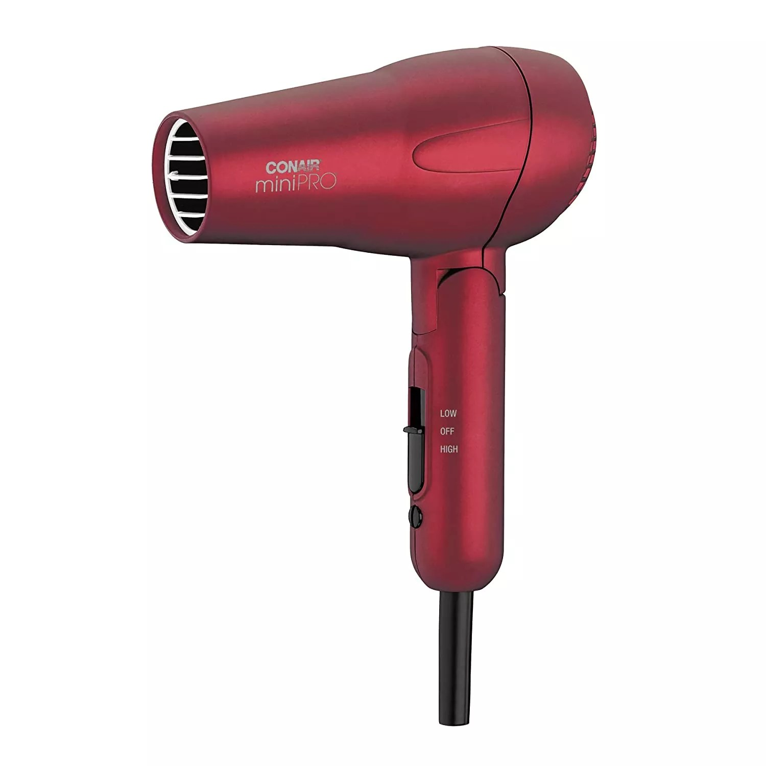 Conair miniPRO best compact hair dryer