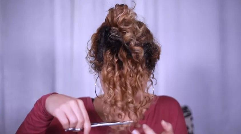 Trim Your Hair A Bit